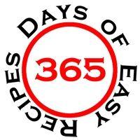 365 Days of Easy Recipes