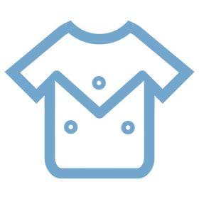 Freemason Pattern Compass Short Sleeves Tee Baby Girls