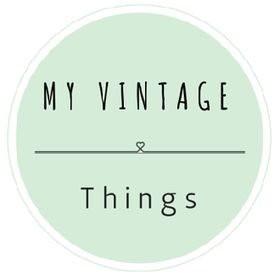 My vintage things