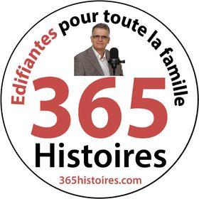 365Histoires Jean-Louis Gaillard