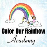 Color our Rainbow Academy