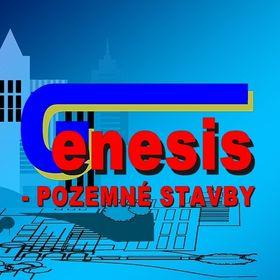 Genesis - pozemné stavby Robert Göncz
