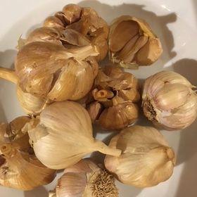 Cold Smoked Garlic
