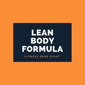 Lean Body Formula