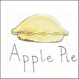 Apple pie food blog