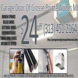 Garage Door Of Grosse Pointe Woods