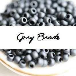 Grey Beads
