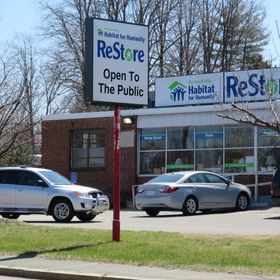 Merrimack Valley Habitat for Humanity ReStore