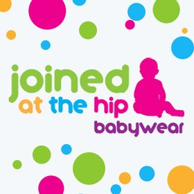 Joined At The Hip - Baby Onesies