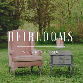 Heirlooms Vintage Rentals Thunder Bay