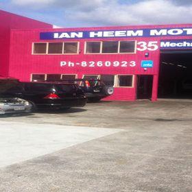 Ian Heem Motors