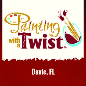 Painting With A Twist Davie Fl Studio168 On Pinterest