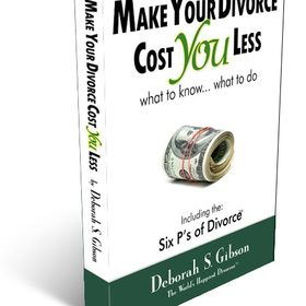 Make Your Divorce Cost You Less