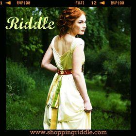 Riddle Design Studio / Candice Riddle