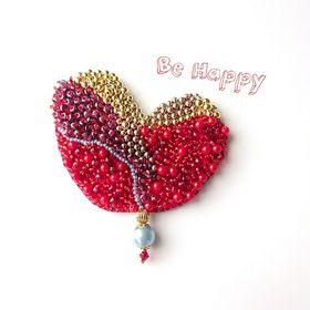 Be Happy Hand Made