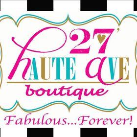 27 Haute Ave Boutique