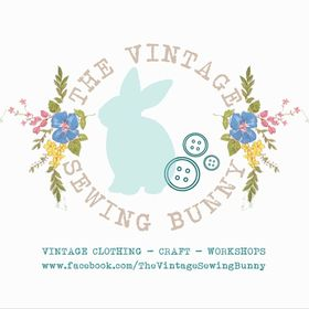 The Vintage Sewing Bunny