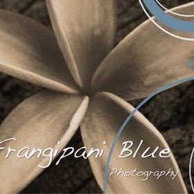 Frangipani Blue
