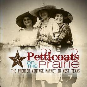 Petticoats on the Prairie Vintage Market