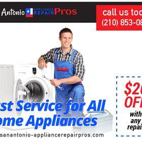 San Antonio Appliance Repair Pros