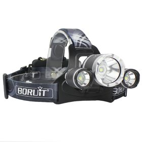 QBEAM 5-LED Headlamps Free Hand 3-pack Headlights by Q-Beam