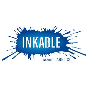 INKABLE LABEL CO.   Printing Custom Labels + Bags + Tissue + Tape