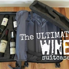 VinGardeValise® | Wine Suitcase