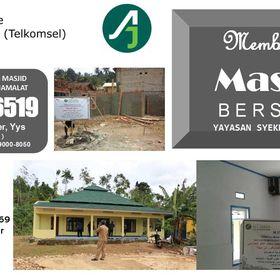 sumbanganpembangunan masjid