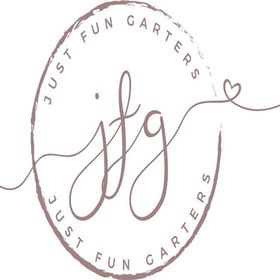 Just Fun Garters  Weddings + Garters + Sashes + Bridal Garters+ Birthday Sashes + Bridesmaid Garters