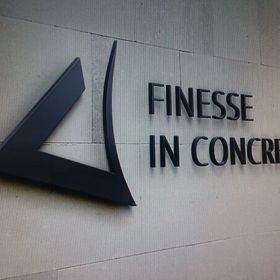 Finesse in Concrete