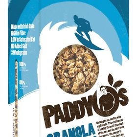 PaddyO's Cereals