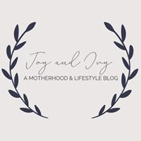 Joy and Ivy - A Motherhood & Lifestyle Blog