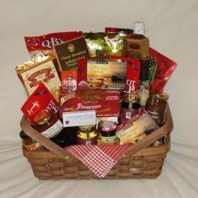 Kelowna  Baskets   (Gourmet)