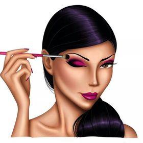 Argent Makeup