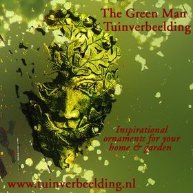 The Green Man Tuinverbeelding