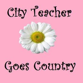 City Teacher Goes Country