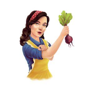 Herbivoraz   por Julia Guedes