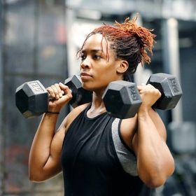Tricep workout women