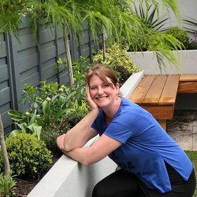 Garden Designer Clare Kanarick at Botanic Concept