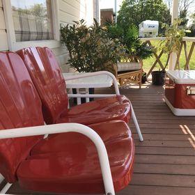 swingOramic 1950's Patio & Lawn Furniture, Parasols, Signs, Kit-Cat Clocks,  Autorama & More 🇺🇸🇬🇧
