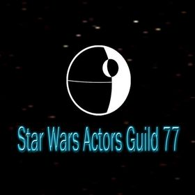 Star Wars Actors Guild 77