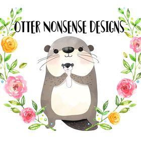 Otter Nonsense Designs