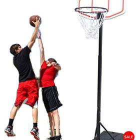 ** INFLATABLE BASKET BALL 25CM ORANGE PARTY FANCY DRESS PROP SPORT BALL NEW **