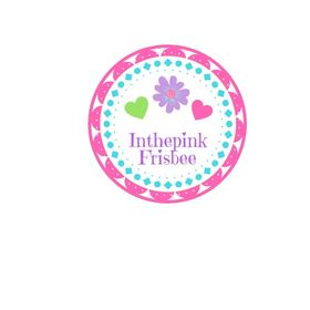 Inthepink Frisbee