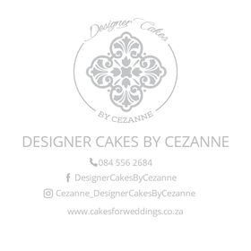 Designer cakes by Cezanne