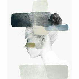 minimalistic abstract