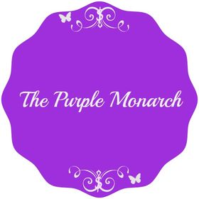 Amy | The Purple Monarch {Living a Rich Life...On Less}