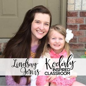 Lindsay's Kodaly Inspired Classroom