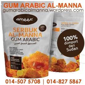 Gum Arabic Al-Manna