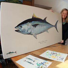 Karen Talbot Art/Fish Art